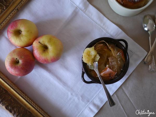 pastillas aux pommes