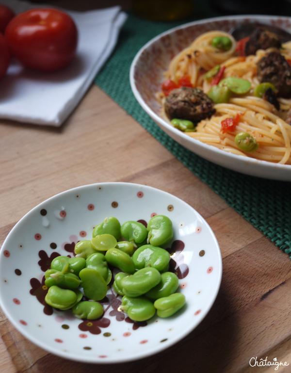 spaghettis alla bolognese