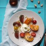 Tomate-mozzarella