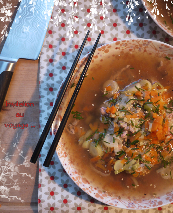 soupe boeuf et riz 3