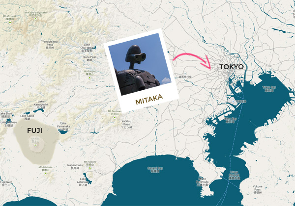 carte mitaka