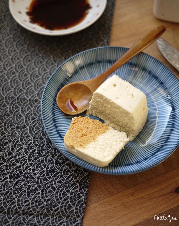 tofu maison