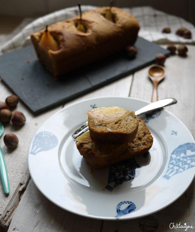 cake épicé aux poires (8)