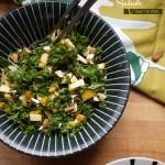 Salade vitaminée au chou kale
