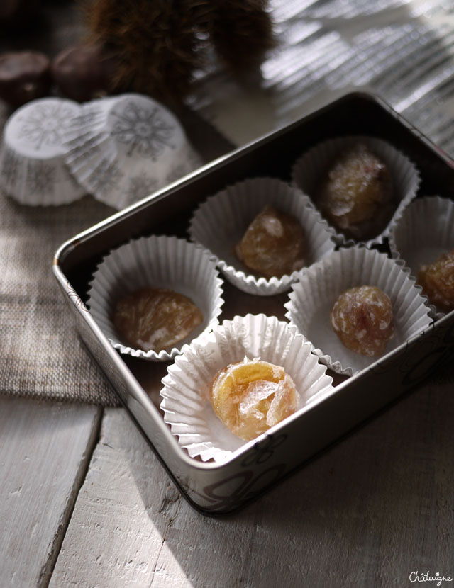 Marrons glaces (2)