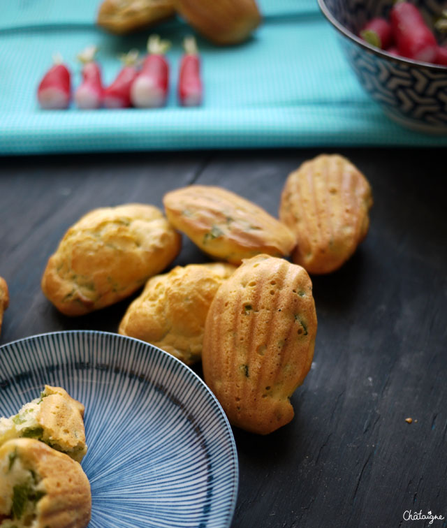 madeleines fanes de radis (4)