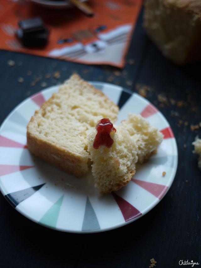 pain de mie japonais