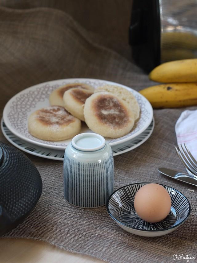 English muffins (4)