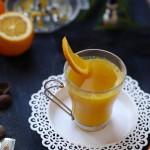 Jus d'oranges chaud aux épices
