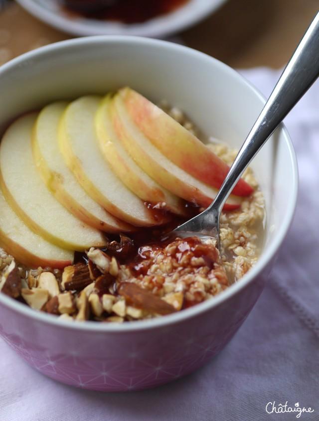 Porridge aux pommes (10)