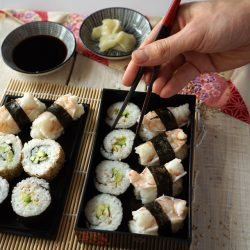 Makis et sushis