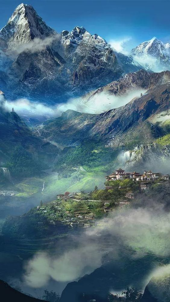 voyage tibet