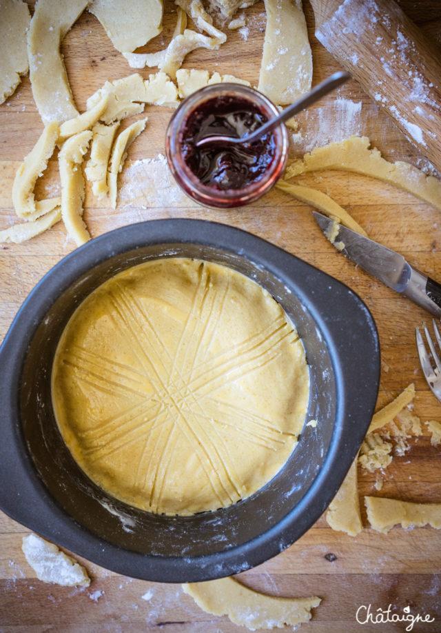Le gâteau basque