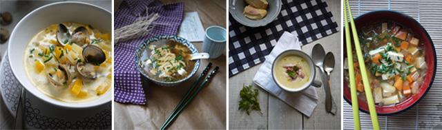 Banniere soupes