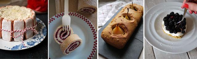 banniere desserts fruits