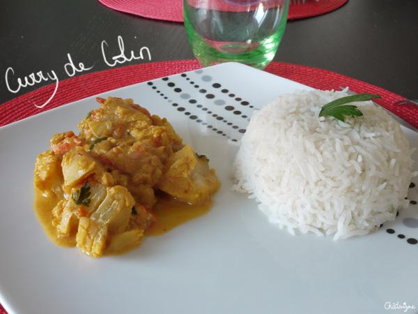 Curry de colin