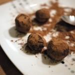 Truffes choco-coco