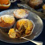 muffins à l'orange