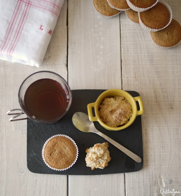 Une envie de thé gourmand ...