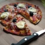 La pizza maison, c'est facile et trop bon !