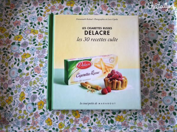 Résultats du concours Delacre - acte 2-