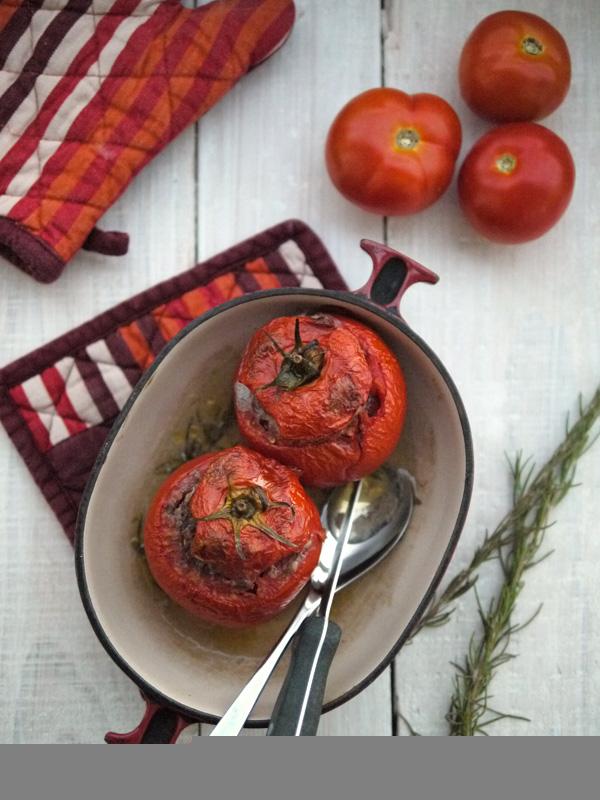 les tomates farcies