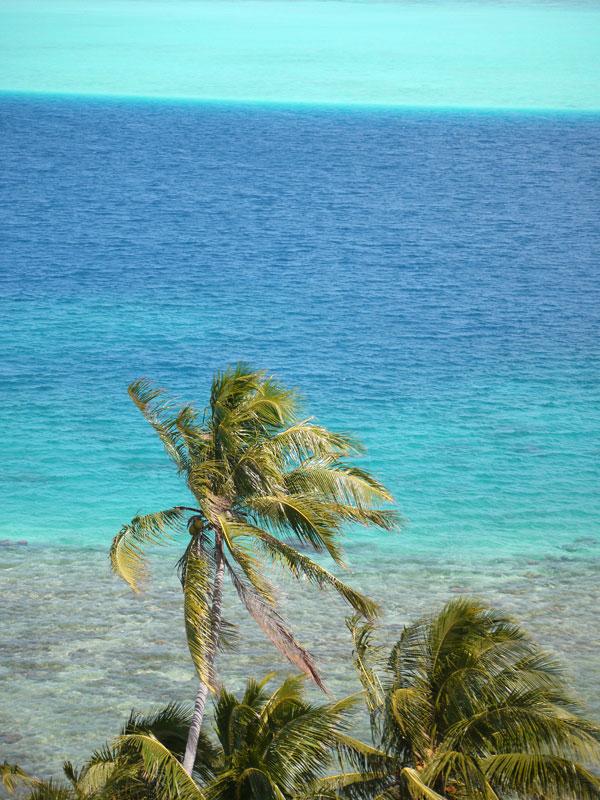De Huahine à Bora Bora