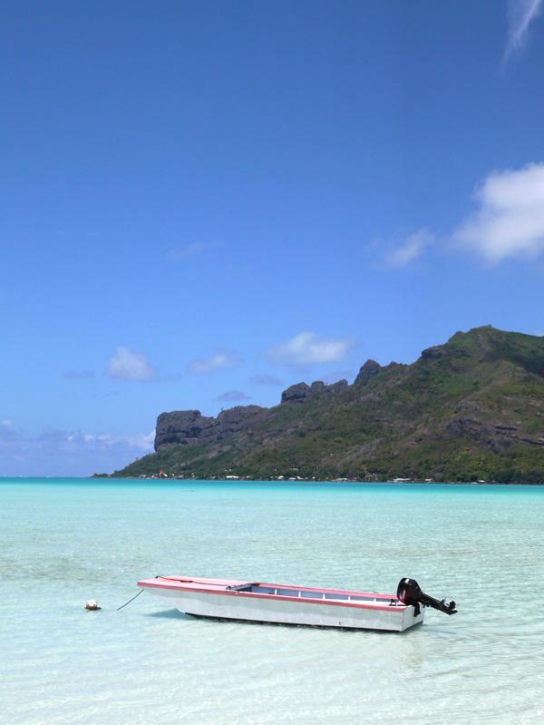 De Tahiti à Raiatea
