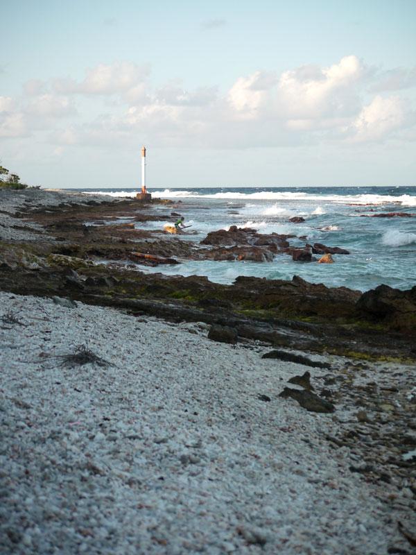 Clap de fin : de Rangiroa à Tahiti