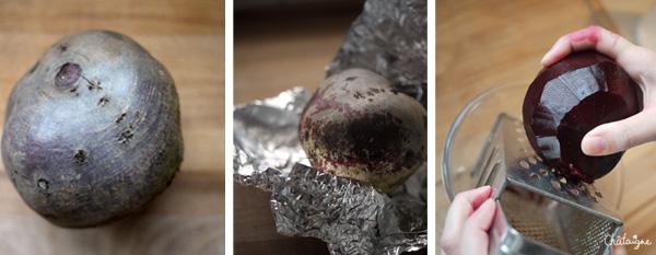 Muffins à la betterave {ou la recette controversée}