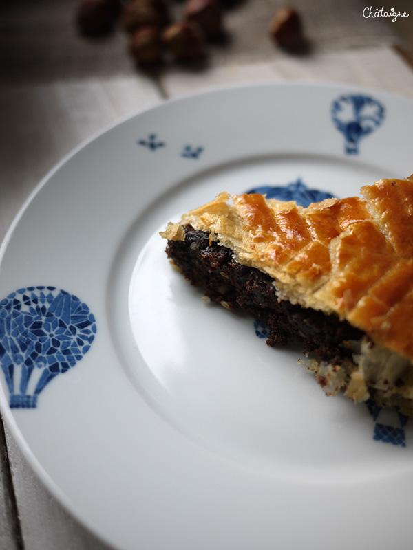 galette des rois chocolat-noisettes 6