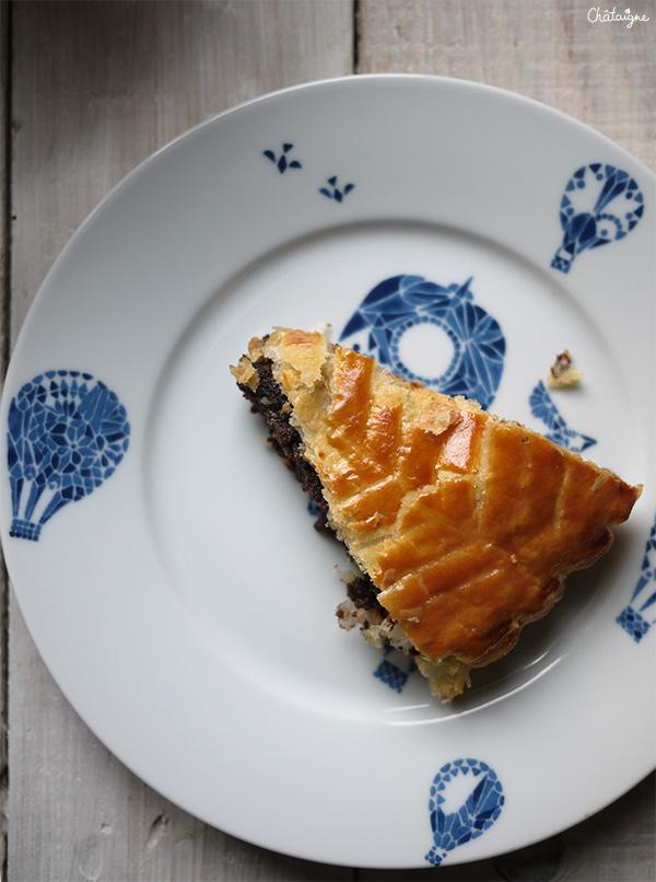 galette des rois chocolat-noisettes 7