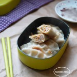Gyozas {Raviolis frits Japonais}