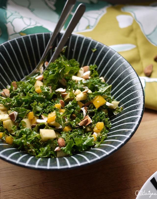 salade chou kale (3)