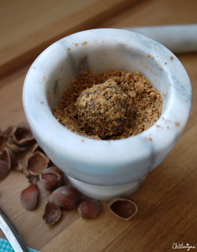 truffes praline et pocky (2)