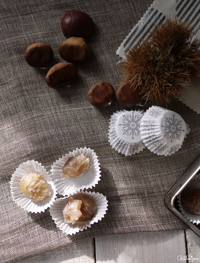 Marrons glaces (4)