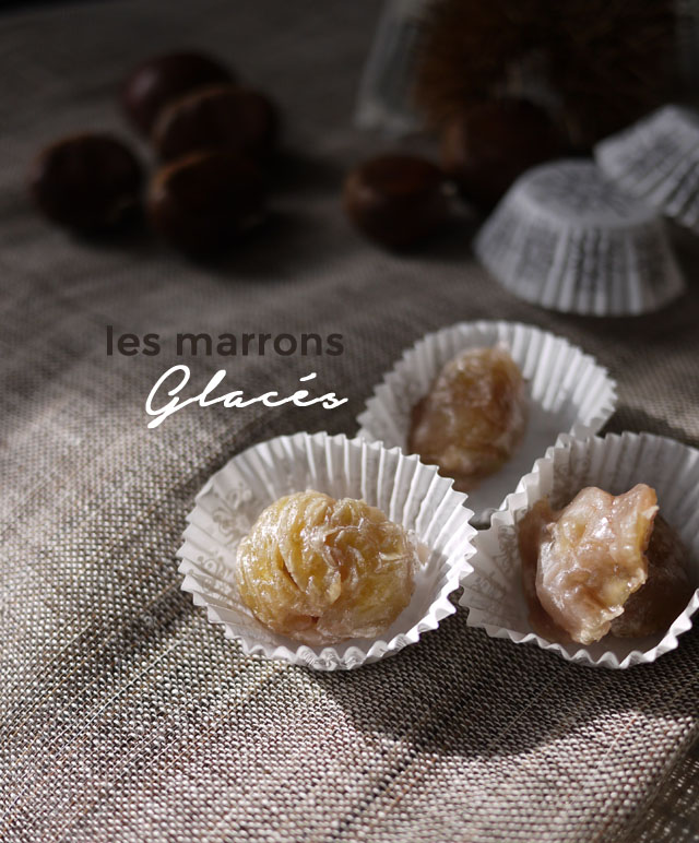 Marrons glaces (6)