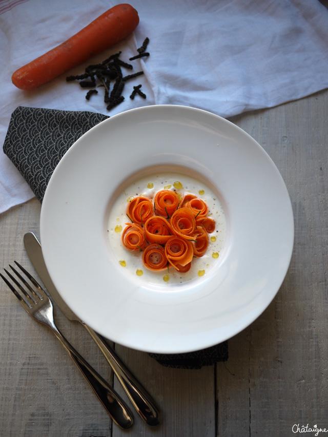 Fleur de carottes