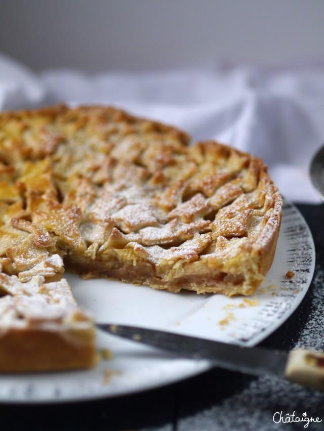 Tarte pommes-chataignes (3)