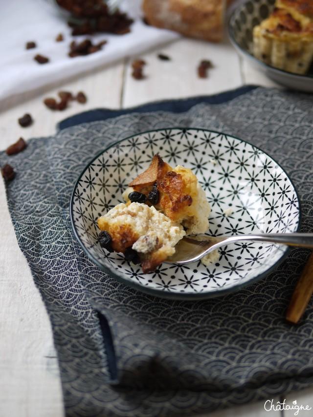 Puddings aux raisins (2)