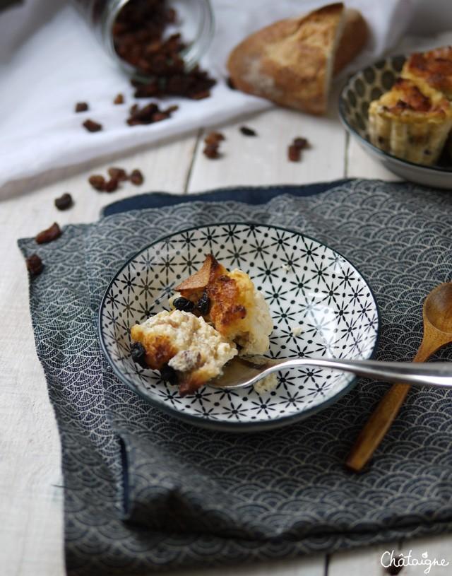 Puddings aux raisins (5)