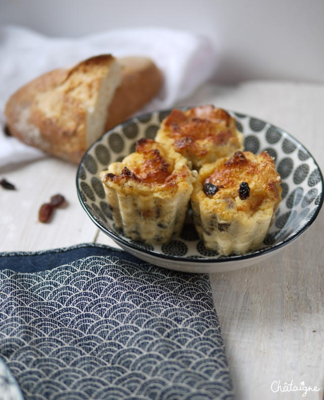 Puddings aux raisins (8)