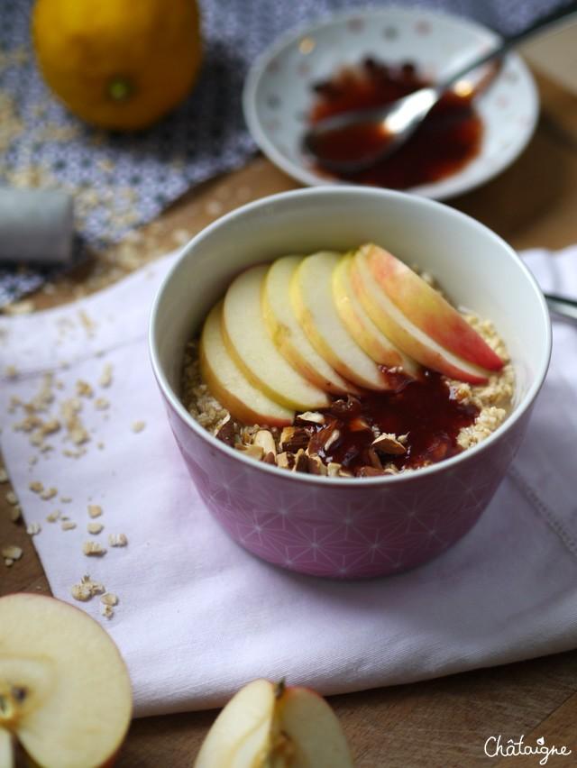 Porridge aux pommes (5)
