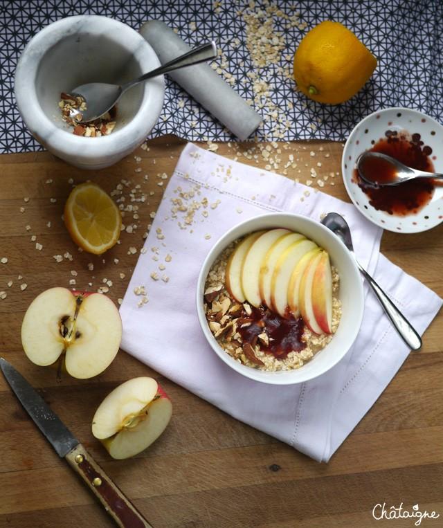 Porridge aux pommes (9)