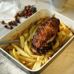 magrets de canard farcis aux fruits secs