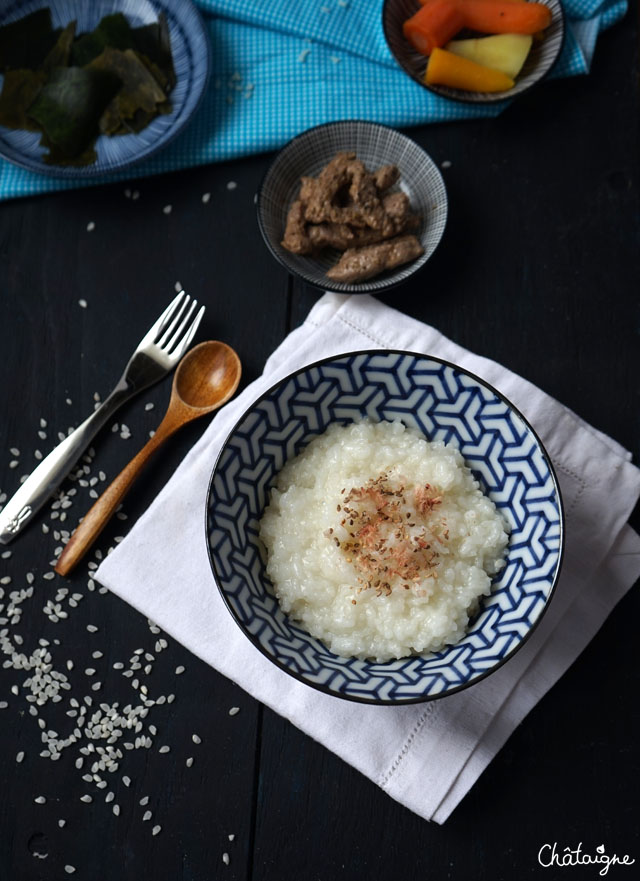 bouillie de riz