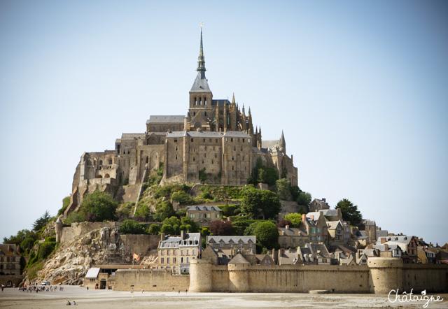 Visiter le Mont-Saint-Michel avec la Mère Poulard
