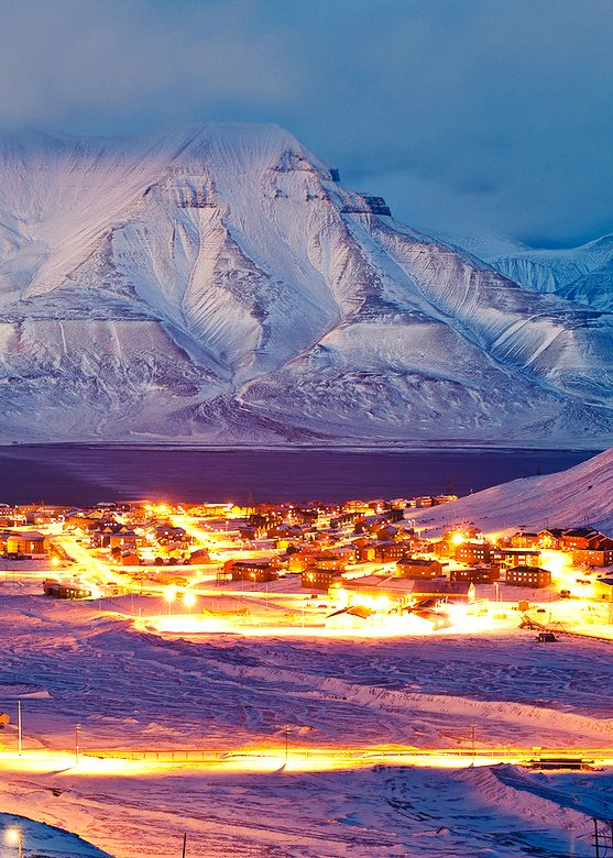 voyage Svalbard