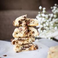 Cookies au chocolat et aux amandes [from M. Ottolenghi]