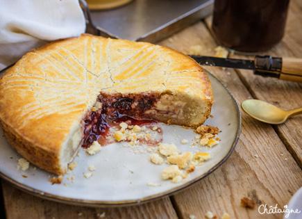 Le gâteau basque [par Christophe Felder]